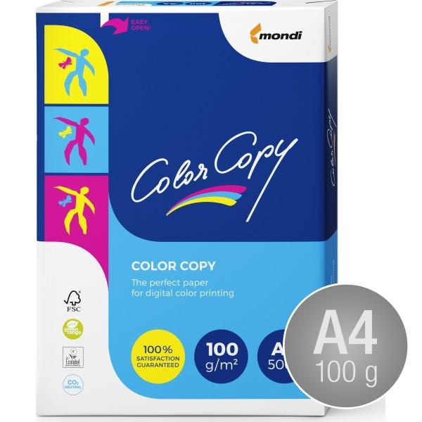 ColorCopy laserpapir A4/100G/500 ark