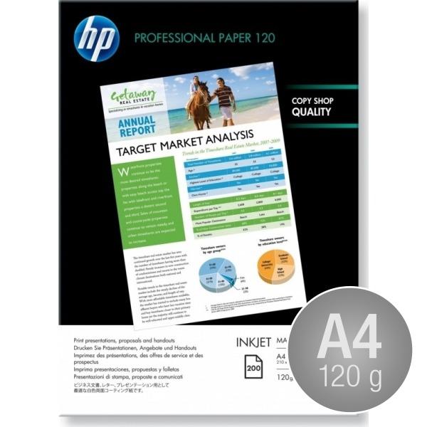 HP Q6593A inkjet papir, A4/120g/200ark