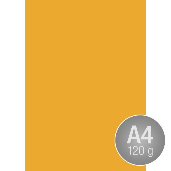 Image Coloraction A4, 120g, 250ark, solgul