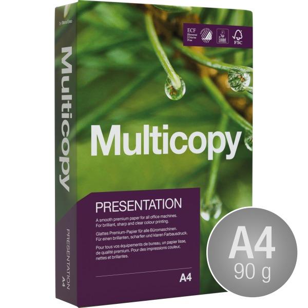 Multicopy Presentation Kopipapir A4/90g/500ark