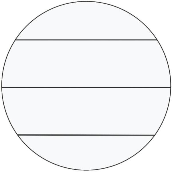 Leitz WOW notesbog A5, linjeret, orange