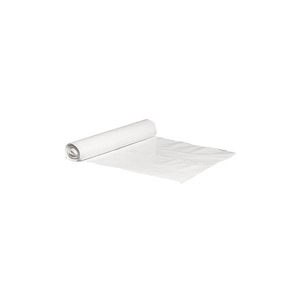 Udestående Affaldssække 240 liter, 870 x 1400 mm, hvid - Lomax A/S DI47