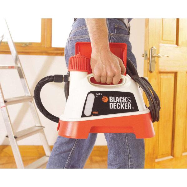 Black & Decker tapet afdamper, 2300w