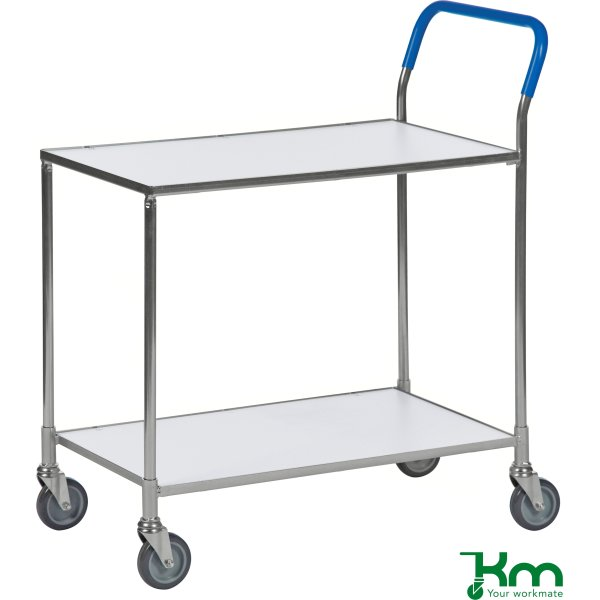 Selection rullebord Galvaniseret/Hvid
