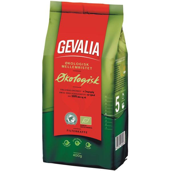 Gevalia Økologisk kaffe 400g