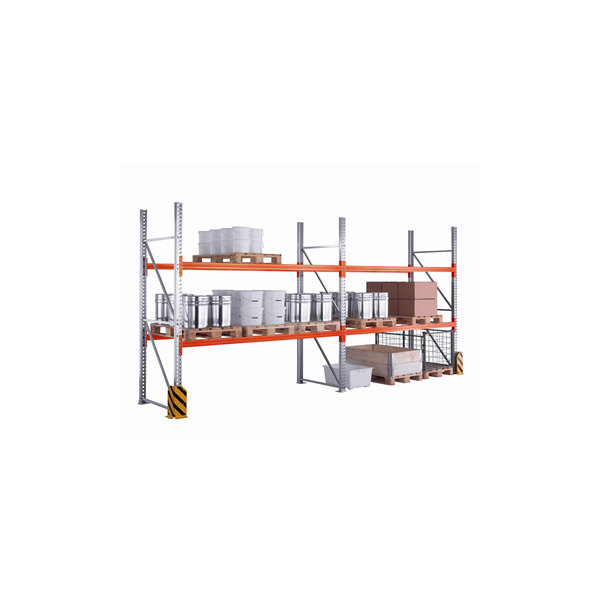 META pallereol, 330x270x80, 1500/3700 kg, Grund