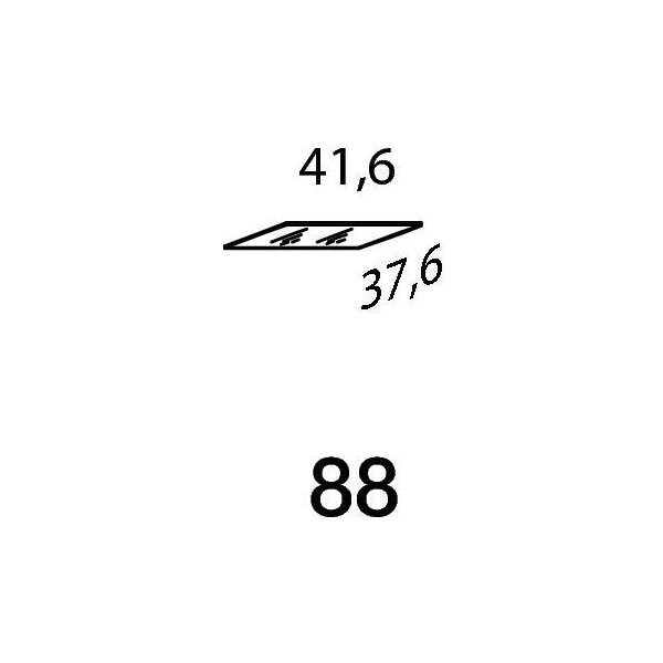 Mistral sektion 088 Glashylde