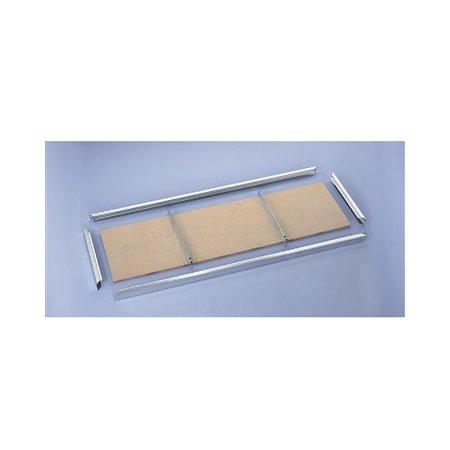 META Jumbo light,200x80,1 x ekstra spånpladehylde