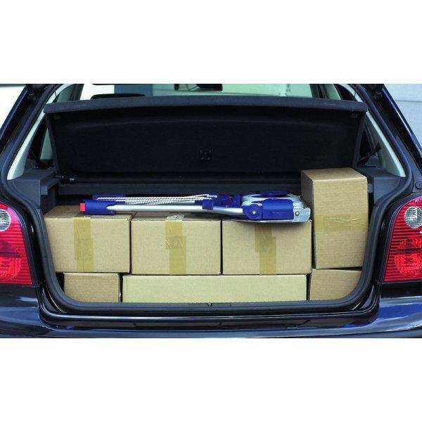Ruxxac sækkevogn foldbar ekstra dyb, 125 kg