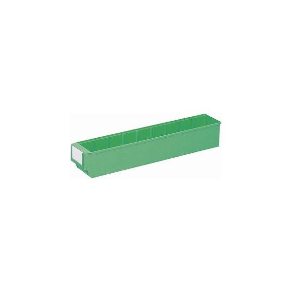 Systemkasse 6, (DxBxH) 500x91x81, Grøn