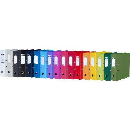 Elba Strong-Line brevordner A4, 80mm, sort