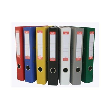 Lomax brevordner A4, 50mm, sort