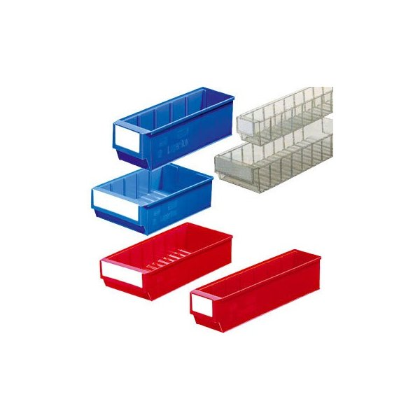 Systemkasse etiketter til 91 mm b, 100 stk.