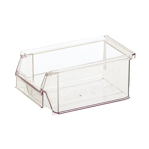 Systembox 5, (DxBxH) 160x100x75, Transparent