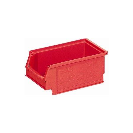 Systembox 5, (DxBxH) 160x100x75, Rød