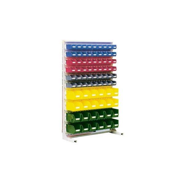 Enkeltstativ inkl. 70 Systembox 4
