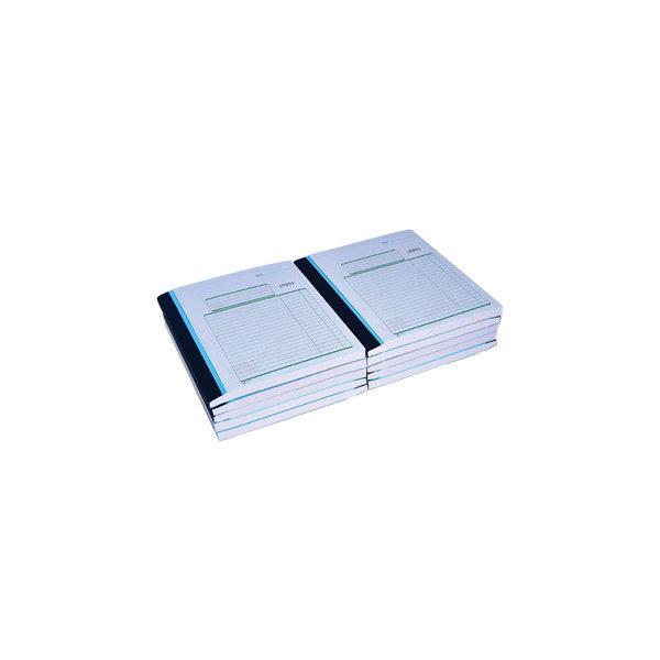 Triplikatbog 3 x 50 blade, 14,8 x 20cm