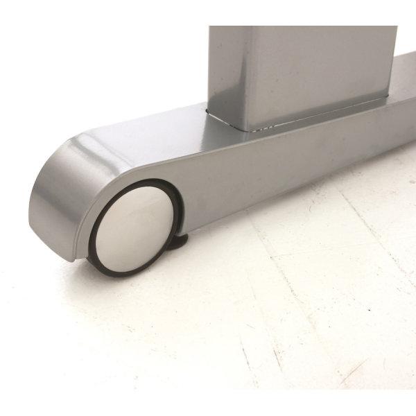 STEADY hæve/sænkebord 180 cm centerbue, bøg