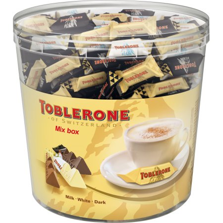 Toblerone Tiny Mix Box, 904 g