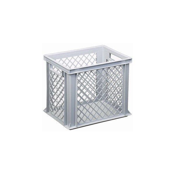 Lagerkasse perforeret 31 liter,(LxBxH) 40x30x32 cm