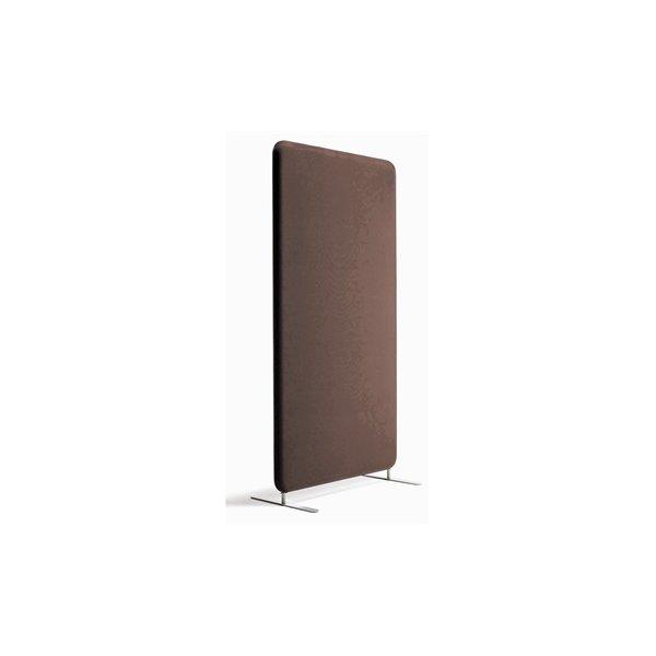 Abstracta softline skærmvæg beige B100xH150 cm