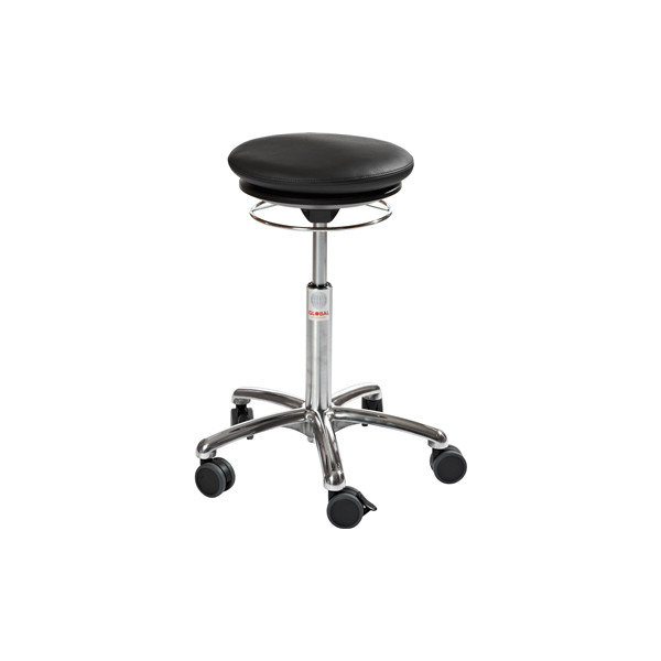 CL Pilates Air Seat, sort, kunstlæder, 52-71