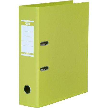 Elba Strong-Line brevordner A4, 80mm, limegrøn