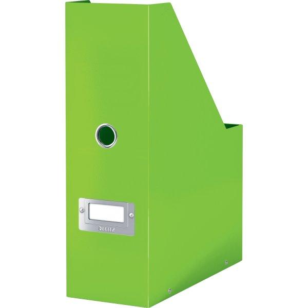 Leitz Click & Store tidsskriftholder, limegrøn