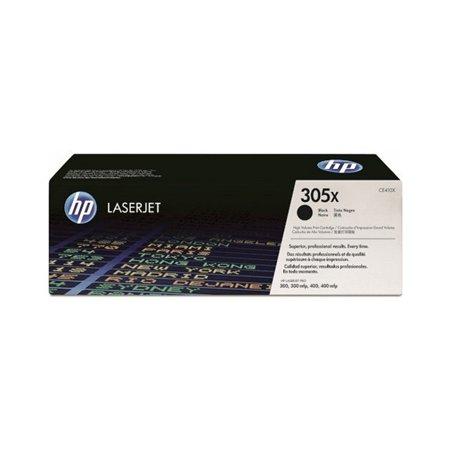 HP nr.305X/CE410X lasertoner, sort, 4000s