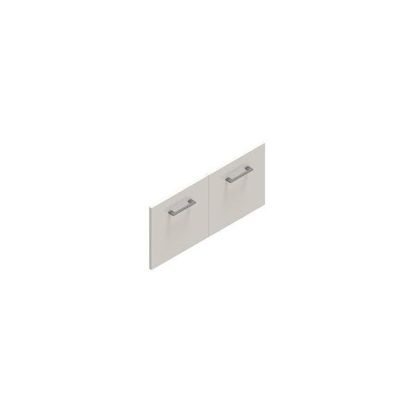 Jive lågesæt t/1 rum u/lås hvid dekor laminat