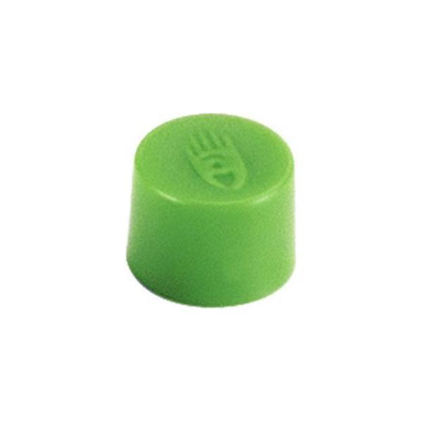 Legamaster magneter 10mm, grøn, 10stk.