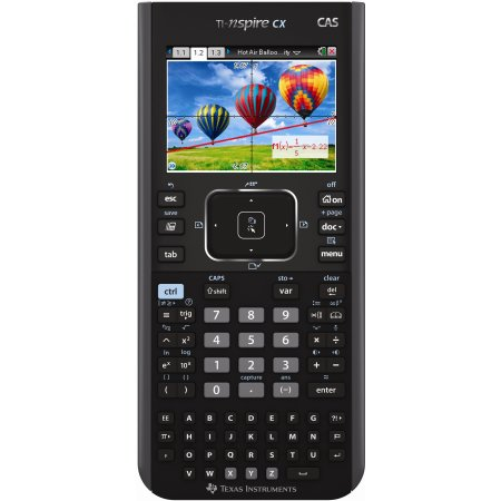 Texas Instruments TI-Nspire CX CAS grafregner