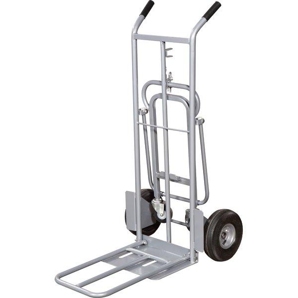 Kombivogn 3-i-1, Lufthjul, 250 kg