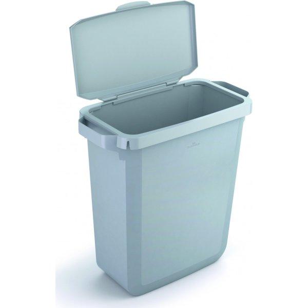 """Låg """"åbning"""" til affaldsspand 60 l, Grå"""