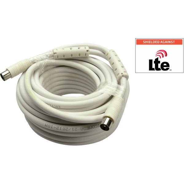 Sandberg Aerial cable LTE protected 10m