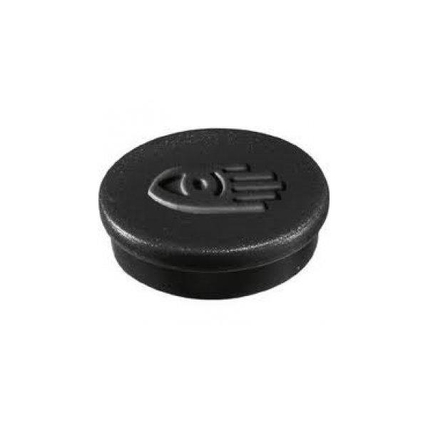 Legamaster supermagneter, 35 mm, sort, 10 stk