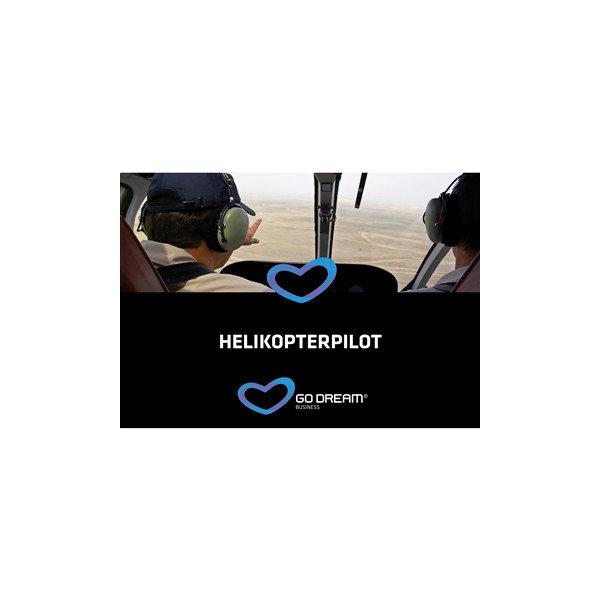 Oplevelsesgave - Helikopterpilot