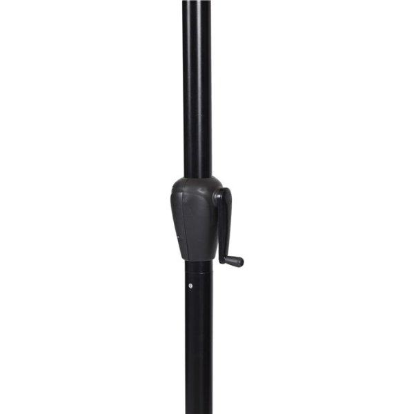 Felix parasol m/krank og tilt, Ø3 m, beige