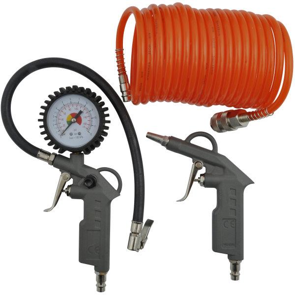 Modernistisk Rawlink kompressor tilbehørssæt, 3 dele - Lomax A/S IF64