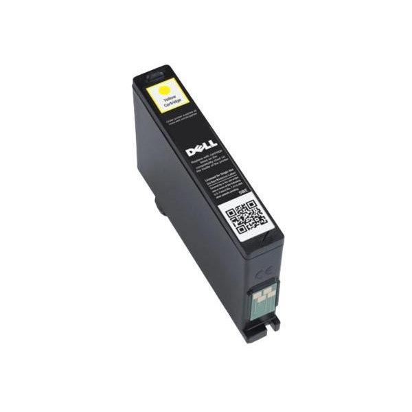 Dell 592-11810 blækpatron, gul, 200s