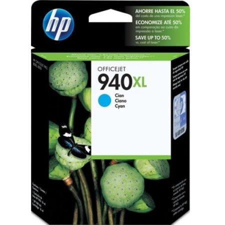 HP 940XL/ C4907AE blækpatron, blå, 1400s