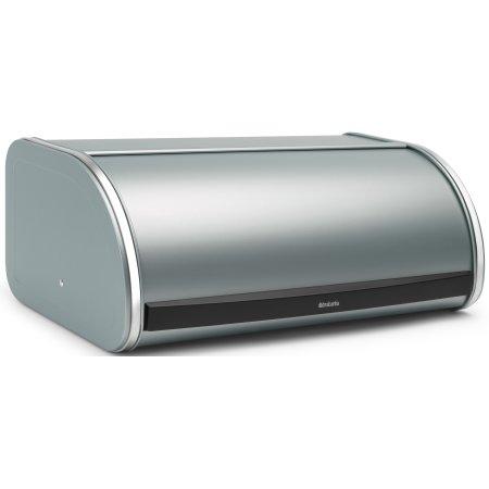 Brabantia Roll Top Brødkasse, metallic mint