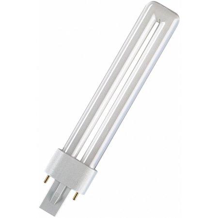 Osram Dulux S Kompakt lysstofrør 7W/830, G23
