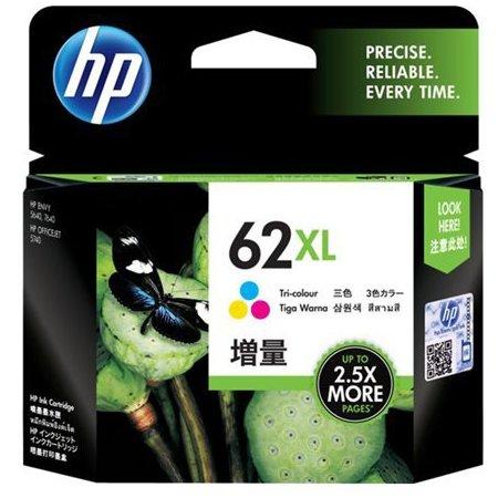 HP nr.62XL/C2P07AE blækpatron, multi, 415s