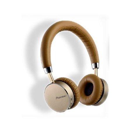 Pioneer SE-MJ561BT-T hovedtelefoner, natur