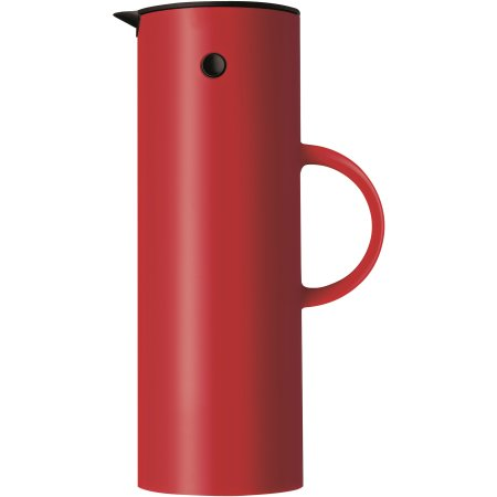 Stelton EM77 Termokande 1 liter, rød