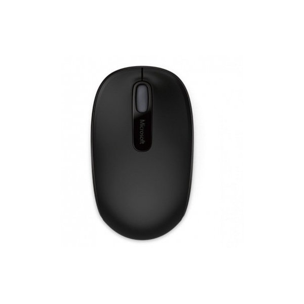 Microsoft Wireless Mobile Mouse 1850, sort