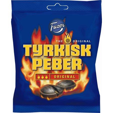 Fazer Tykisk Peber Original, 120 g