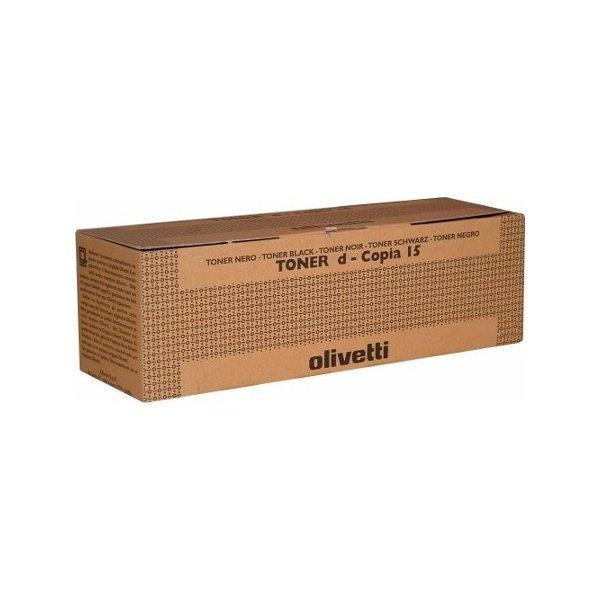 Olivetti B0360 lasertoner, sort, 11000s