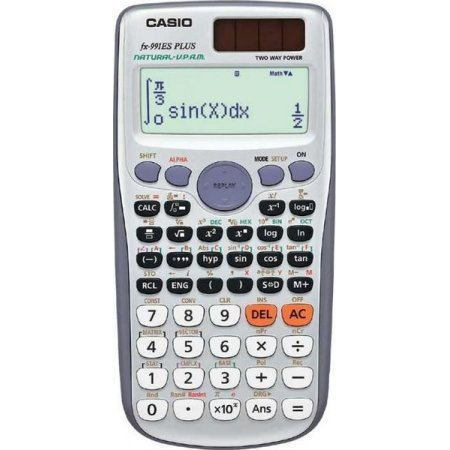 Casio FX-991ES plus regnemaskine